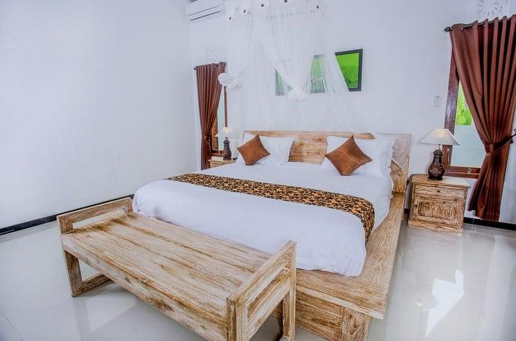 10. Tamyang Ubud Villas - Villa Honeymoon Bali Murah, Mulai dari di Bawah Rp 500 Ribu