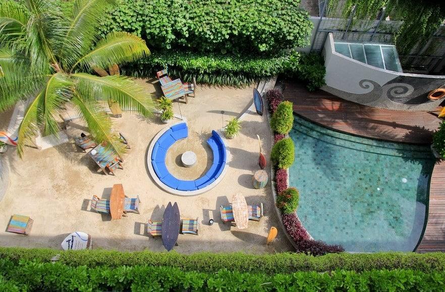 2. Bliss Surfer - Daftar Hotel Instagramable di Bali Murah, Unik dan Nyaman