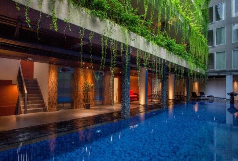 2. Daun Bali - 8 Rekomendasi Hotel Babymoon di Bali yang Ramah Ibu Hamil