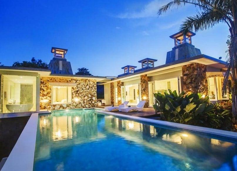 2. Noah Villa and Chapel - Inilah 9 Villa Instagramable di Bali dengan Interior Menakjubkan dan Panorama Spektakuler
