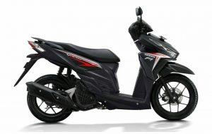 rental motor honda vario 125 cc