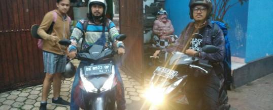 Beberapa Motor yang Cocok Digunakan Untuk Liburan di Bali