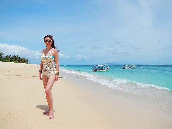 Pantai Geger Nusa Dua, Motor Bali Rental - Sewa Motor di Ubud