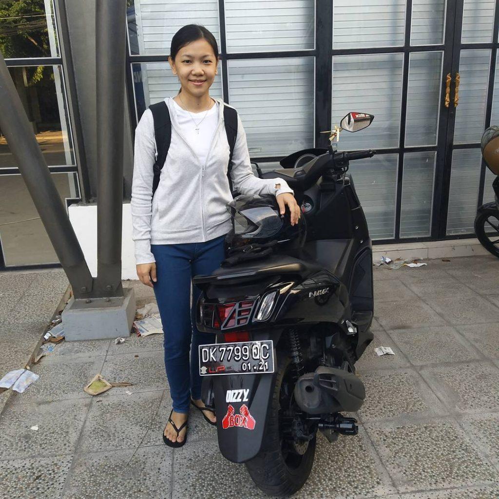 Motor Yang Nyaman Untuk Pengunjung di Bali
