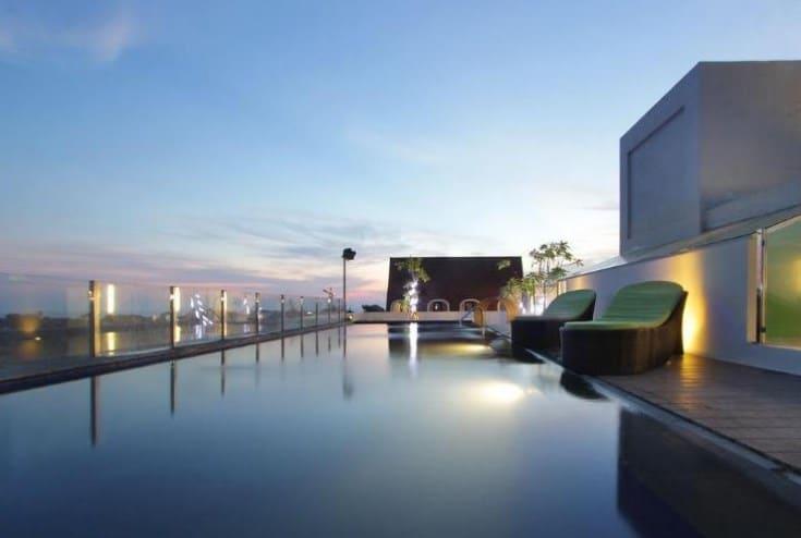 3. MaxOne Hotels - Daftar Hotel Instagramable di Bali Murah, Unik dan Nyaman