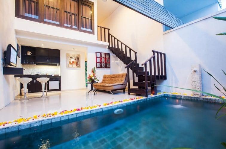 3. Noah Villa and Chapel 1 - Villa Honeymoon Bali Murah, Mulai dari di Bawah Rp 500 Ribu