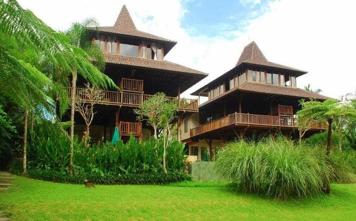 4. Desa Atas Awan - Inilah 9 Villa Instagramable di Bali dengan Interior Menakjubkan dan Panorama Spektakuler