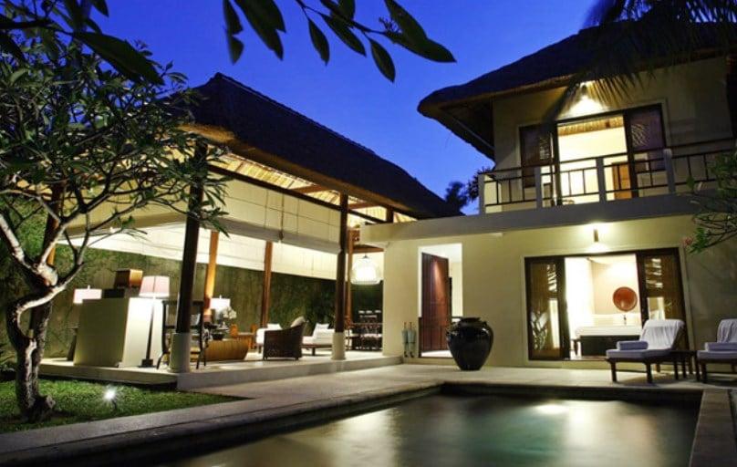 5. The Gangsa Private Villa - 8 Rekomendasi Hotel Babymoon di Bali yang Ramah Ibu Hamil