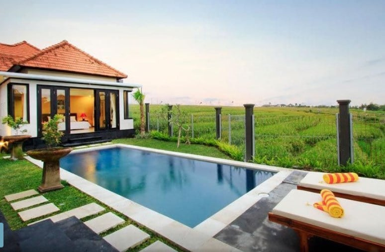 6. Pande Villas Restaurant and Spa - Villa Honeymoon Bali Murah, Mulai dari di Bawah Rp 500 Ribu