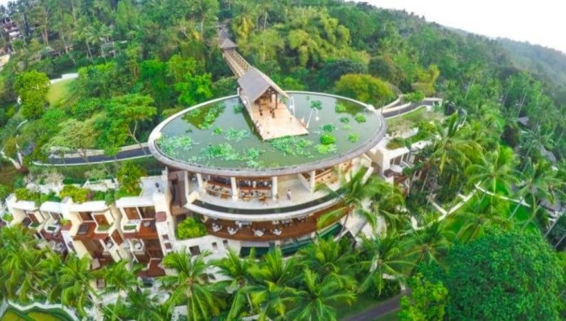 8. Four Season Sayan - Inilah 9 Villa Instagramable di Bali dengan Interior Menakjubkan dan Panorama Spektakuler