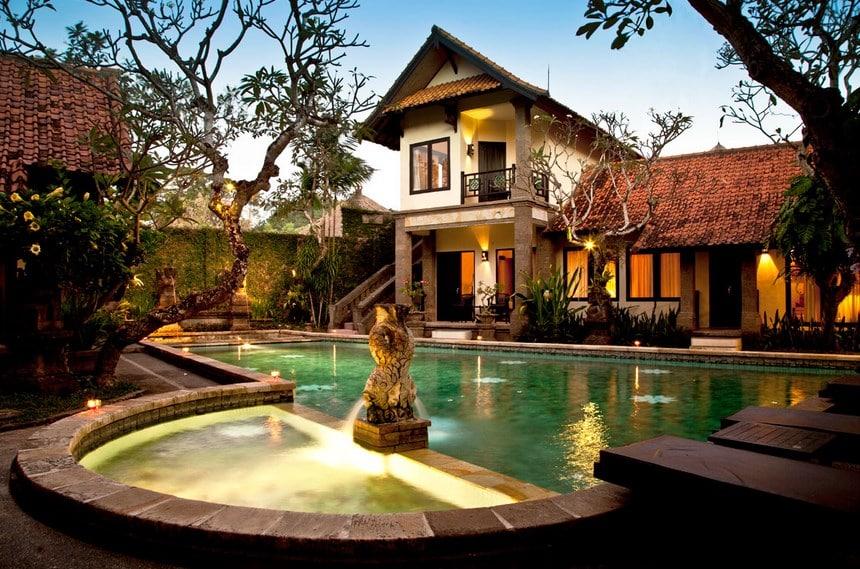 8. Puri Mesari Suites - Villa Honeymoon Bali Murah, Mulai dari di Bawah Rp 500 Ribu