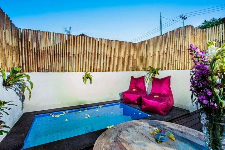 8. Svaha Private Ceningan - Villa Honeymoon Bali Murah, Mulai dari di Bawah Rp 500 Ribu