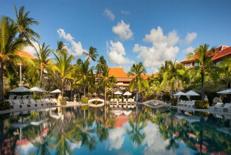 8. The Westin Resort - 8 Rekomendasi Hotel Babymoon di Bali yang Ramah Ibu Hamil