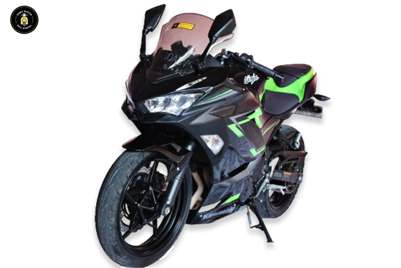 BALI MOTOR NINJA 250 - Harga Sewa Motor Bali   Daftar Promo Rental Motor Bali