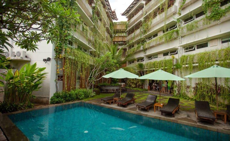 Bahana Guest House 1 - Hotel Di Bali Dekat Bandara | Dengan Harga Termurah