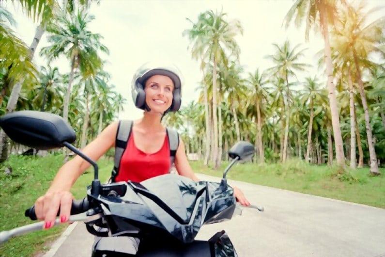 Bike rental seminyak
