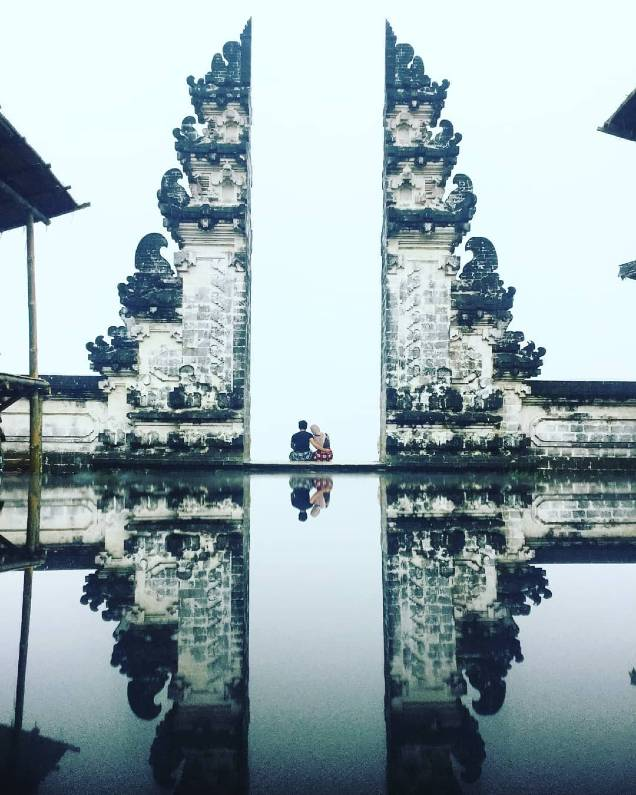 Candi Lempuyangan wisata bali instagramable - Wisata Bali Instagramable, 10 Rekomendasi Yang Mempesona