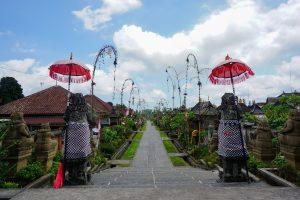 Desa Penglipuran 300x200 - Sewa Motor Bali