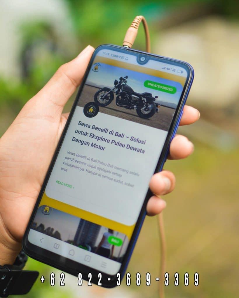 Sewa Benelli Di Bali – Solusi Untuk Eksplore Pulau Dewata Dengan Motor, Motor Bali Rental - Sewa Motor di Ubud