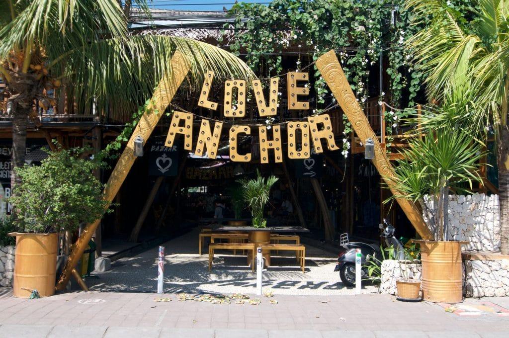 Love Anchor 1024x680 - Daftar 10 Wisata Canggu Bali yang Keren dan Murah
