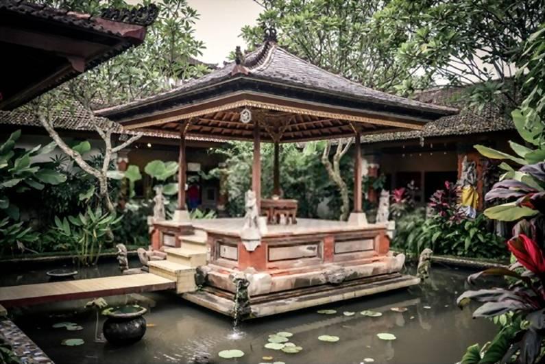 Museum Rudana - 25 Tempat Wisata Instagramable di Ubud Bali Super Cantik