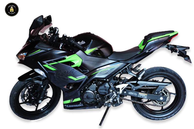NINJA 250 MOTOR BALI - Harga Sewa Motor Bali   Daftar Promo Rental Motor Bali
