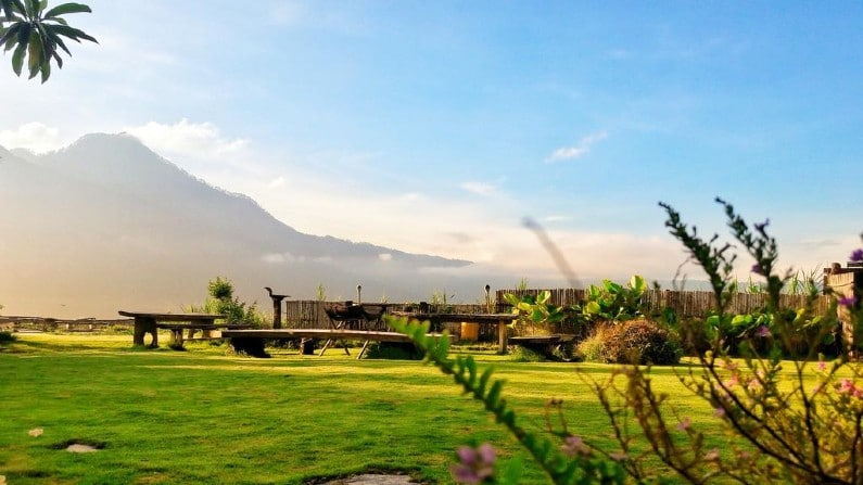 Njung Bali Camp 1 - 5 Destinasi Wisata Camping di Kintamani Denpasar Paling Seru
