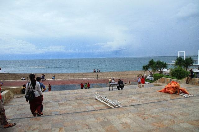 Pantai Centro - Transit Di Bali Tempat Berkunjung Saat Transit Agar Tidak Jenuh!