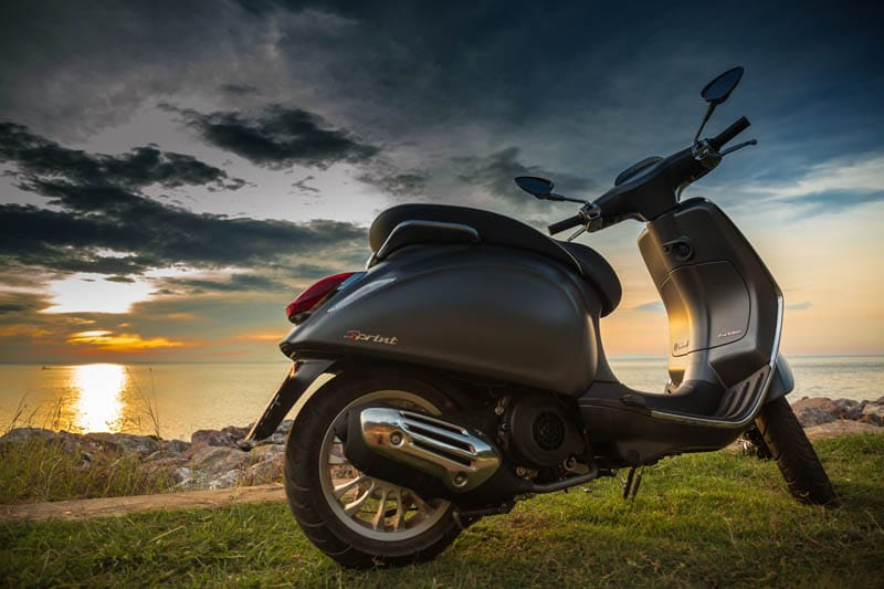Rental Motor Vespa Bali - Rental Vespa di Bali - Membuat Liburan Anda Lebih Mengesankan!