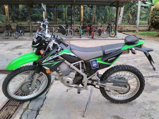 Sewa Kawasaki KLX Bali 2 - Sewa Kawasaki KLX Bali | Dapatkan Keseruan Liburan Outdoor