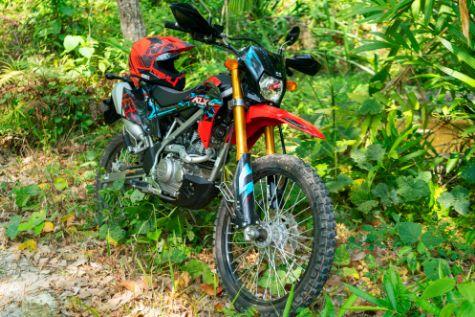 Sewa Kawasaki KLX Bali 4 - Sewa Kawasaki KLX Bali | Dapatkan Keseruan Liburan Outdoor