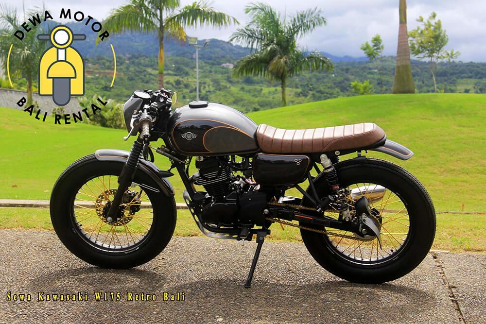 Sewa W175 Bali - Blog