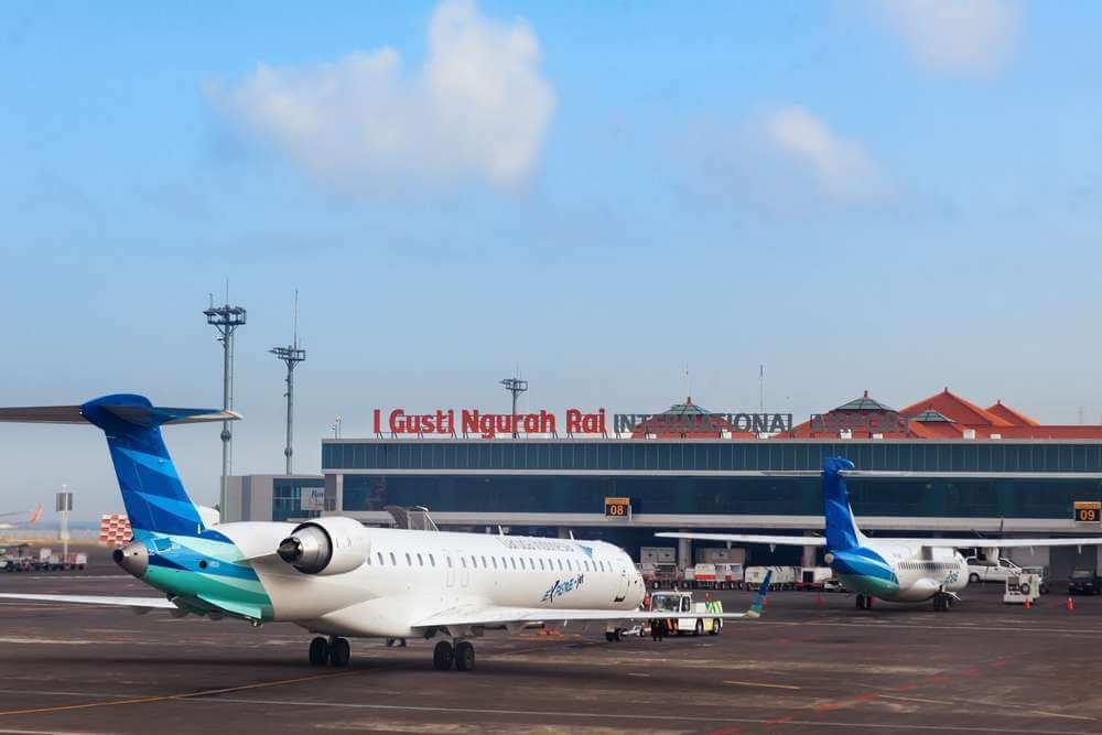 Transit di Bali