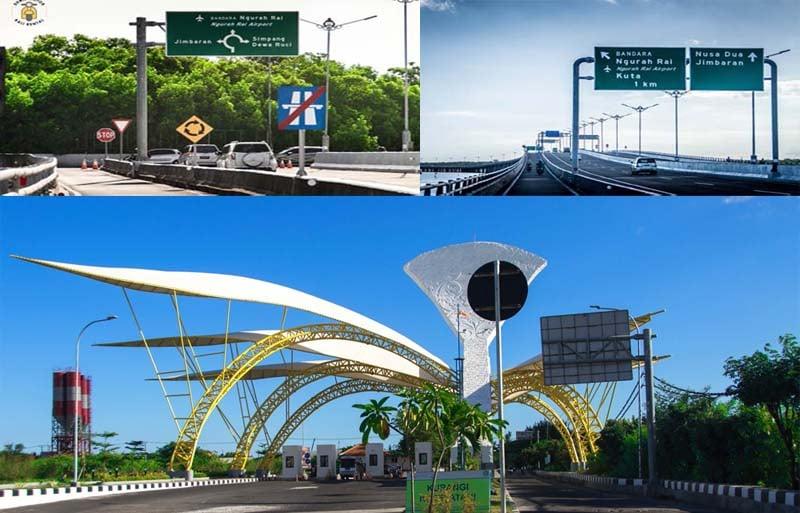 Tol Bali - Jalan Tol Bali Mandara - Pembangunan Tol Atas Laut Pertama di Bali