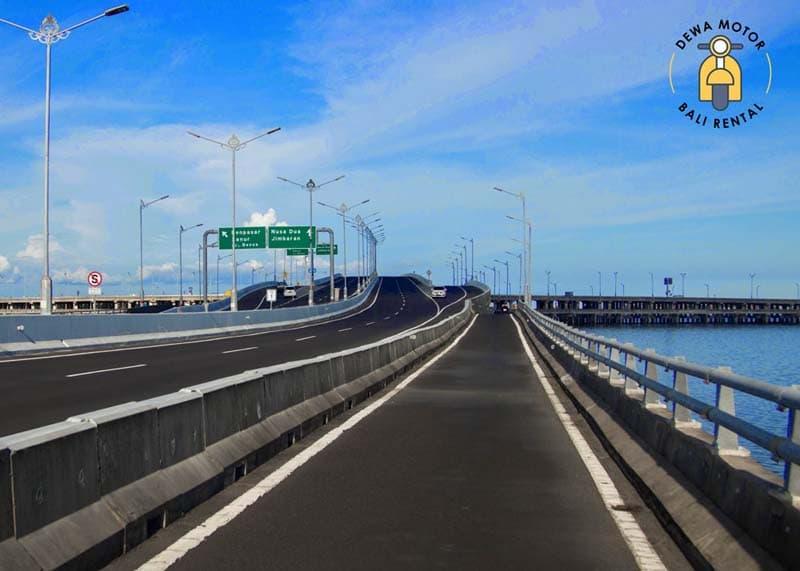 Tol di Bali - Jalan Tol Bali Mandara - Pembangunan Tol Atas Laut Pertama di Bali
