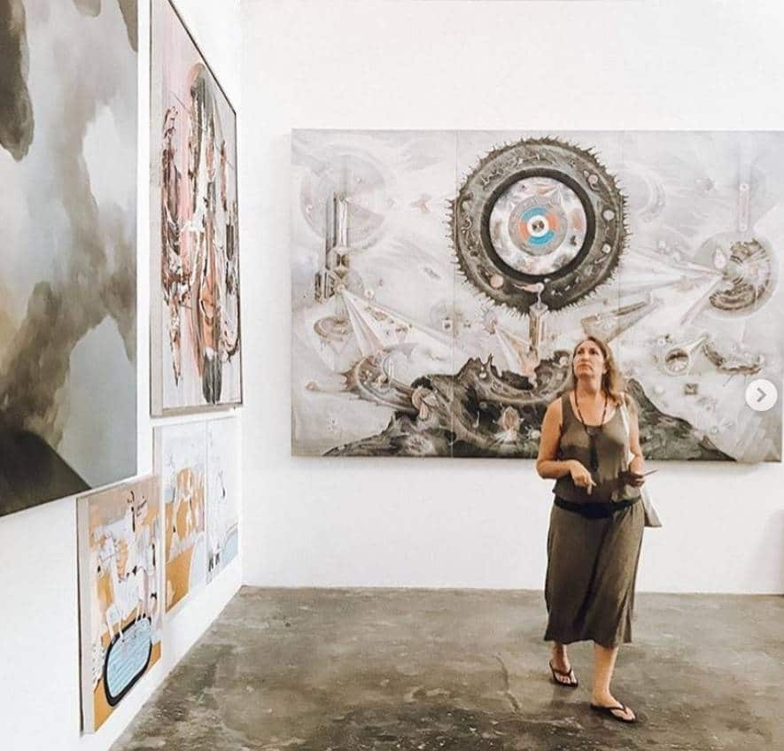 Tonyraka Art Gallery @melaniemidegs edit - 5 Deretan Galeri Lukisan di Pulau Bali yang Wajib Dikunjungi