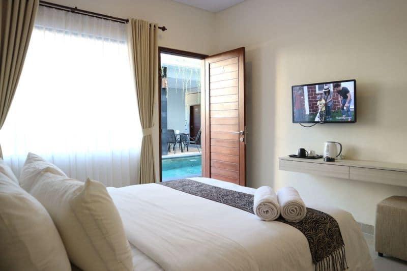 Tri Homestay - Hotel Di Bali Dekat Bandara | Dengan Harga Termurah