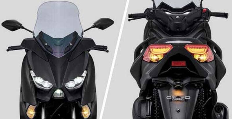 Yamaha Xmax 250cc - Rental Motor Xmax Bali - Satu-Satunnya Jasa Sewa Motor Xmax Terbaik