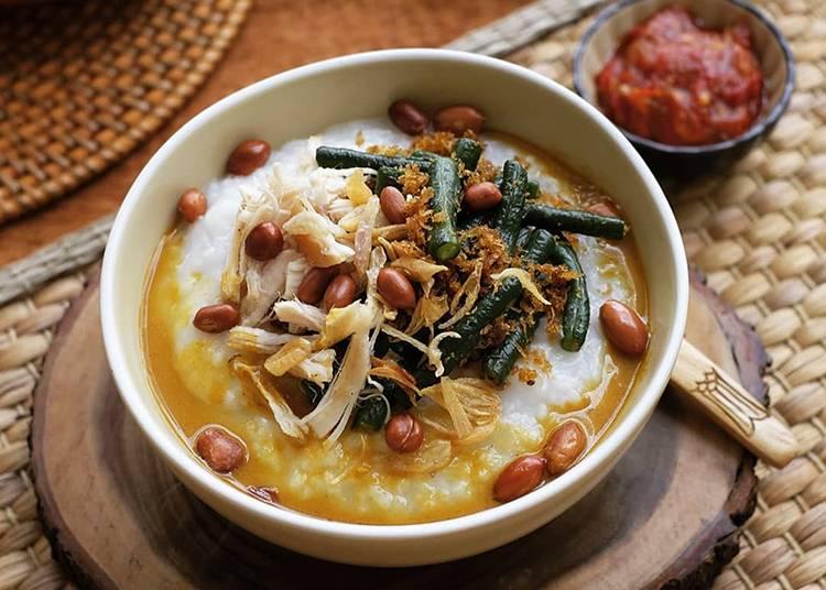 bubur mengguh 1 - 10 Makanan Khas Bali yang Mendunia dan Terkenal | Kuliner Bali Lezat