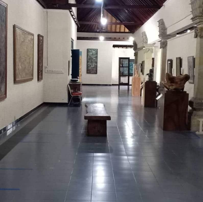 edit Museum Puri Lukisan @museumpurilukisan - 5 Deretan Galeri Lukisan di Pulau Bali yang Wajib Dikunjungi