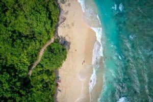 green bowl beach 1 300x200 - Sewa Motor Bali