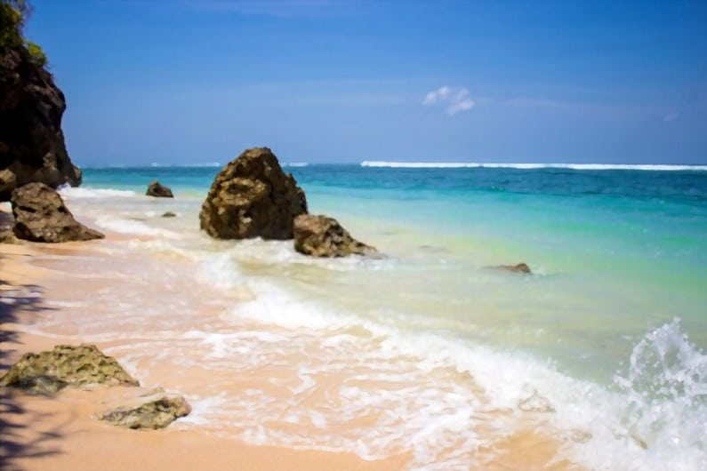 Pantai Gunung Payung, Pantai Elok Dan Tersembunyi Di Pulau Dewata, Motor Bali Rental - Sewa Motor di Ubud