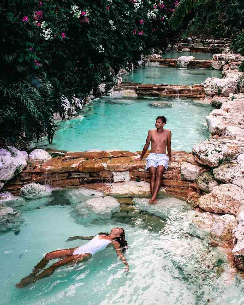lagoon di edge bali - The Edge Bali Pool | Swimming Pool Unik di Atas Tebing