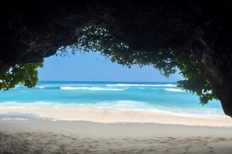 pantai green bowl bali - Jelajahi Pantai Green Bowl, Surga Tersembunyi Sisi Selatan Bali