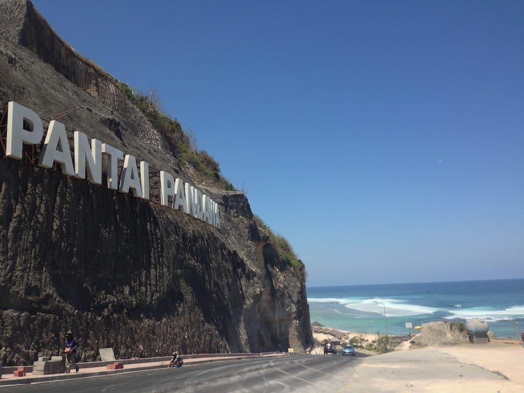 pantai pandawa bali rental motor - Wisata Pantai Bali Selatan