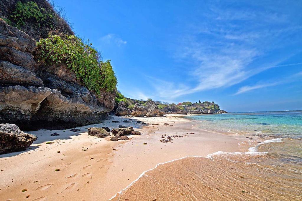 pantai samabe rental motor bali - Wisata Pantai Bali Selatan