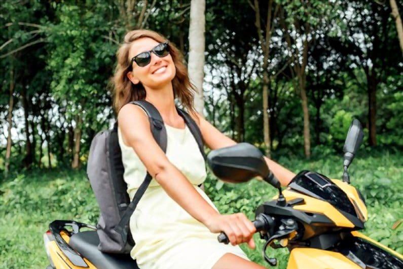 rent bike bali without license