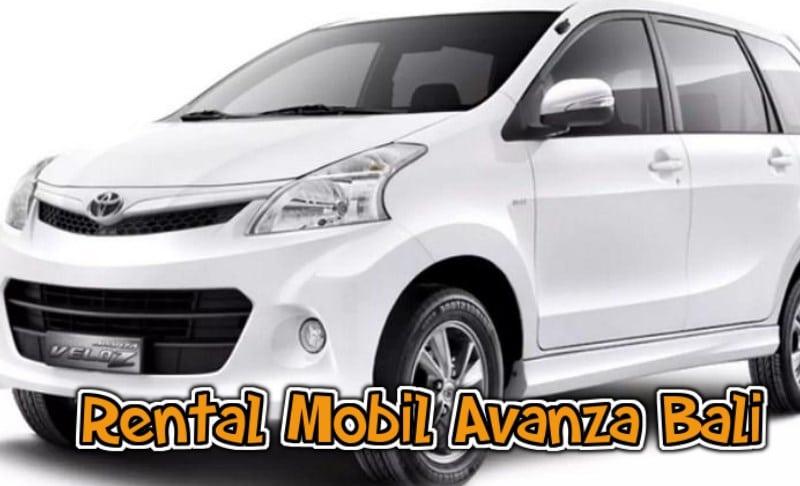 Rental Mobil Avanza Bali │Jasa Sewa Mobil Cocok Untuk Rombongan, Motor Bali Rental - Sewa Motor di Ubud
