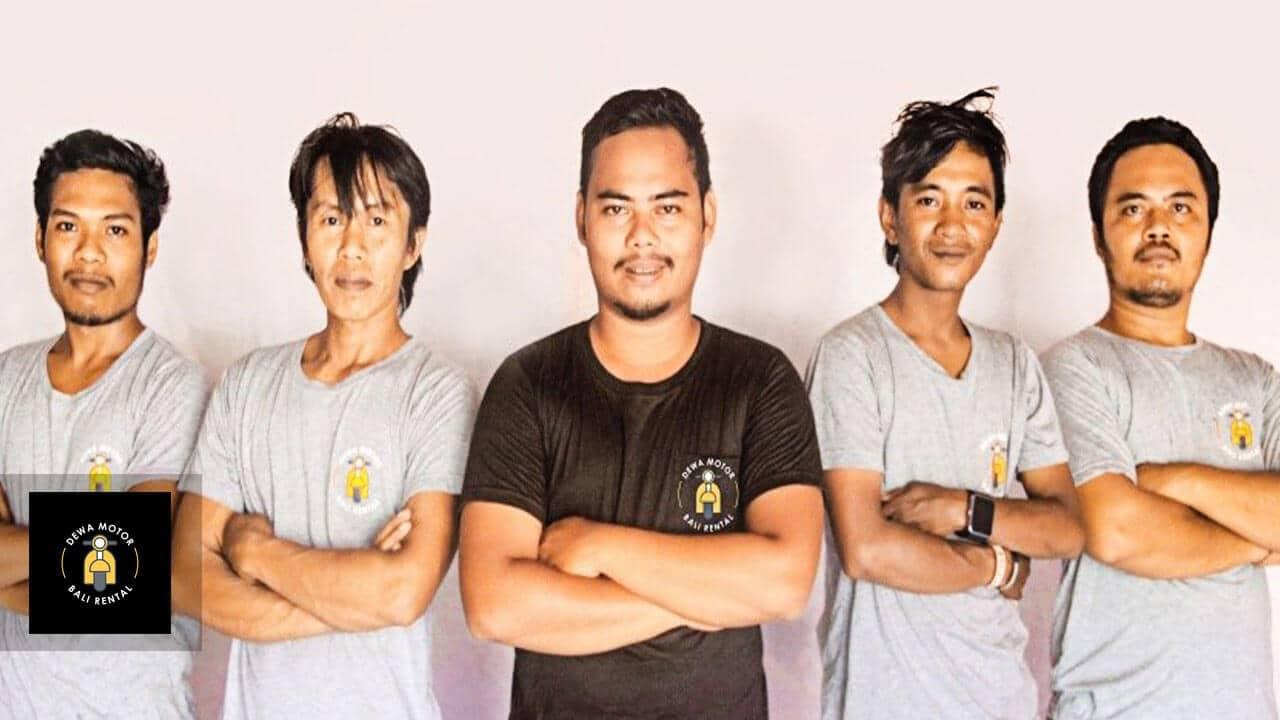 team Dewa Rental Motor - About