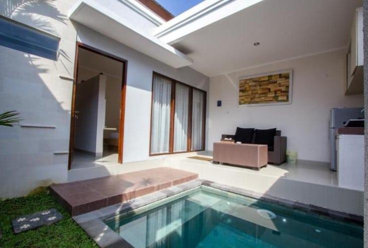villa honeymoon bali murah Karana Villa - Villa Honeymoon Bali Murah, Mulai dari di Bawah Rp 500 Ribu